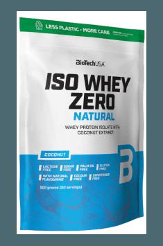 Iso Whey Zero Natural