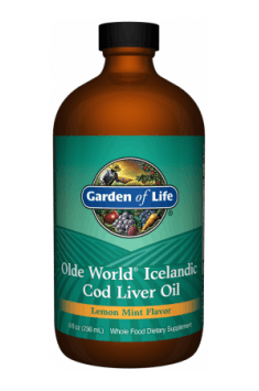 Olde World Icelandic Cod Liver Oil