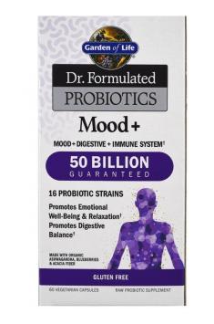 Probiotics Mood+