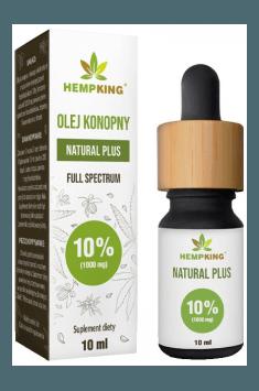 Hemp Oil Natural Plus