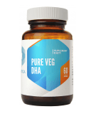 HEPATICA Pure Veg DHA 60 caps.