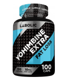 LABOLIC Yohimbine Extra 100 caps.