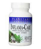 PLANETARY HERBALS Inflama-Care 30 tab.