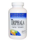 PLANETARY HERBALS Triphala 1000mg 180 tab.