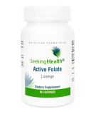 SEEKING HEALTH Active Folate 60 lozenges