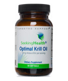 SEEKING HEALTH Optimal Krill Oil 60 softgels