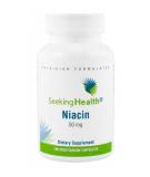 SEEKING HEALTH Niacin 50mg 100 caps.