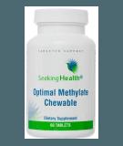 SEEKING HEALTH Optimal Methylate Chewable 60 tab.