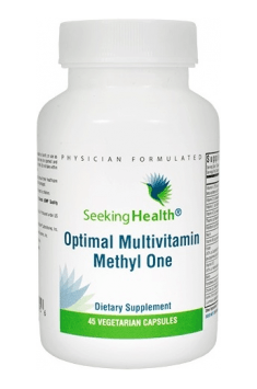 Optimal Multivitamin Methyl One