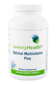 Optimal Multivitamin Plus