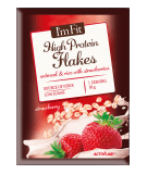 I'M FIT Oat & Rice Flakes with Strawberries 50g