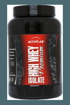 High Whey Isolate Premium