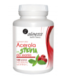 ALINESS Acerola with Stevia 120 tab.