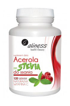 Acerola with Stevia