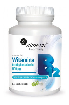 Vitamin B12 Methylcobalamin 900mcg