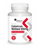 ALINESS Bovine Colostrum 500mg 100 caps.