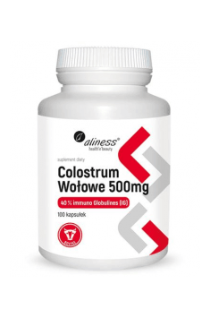 Bovine Colostrum 500mg