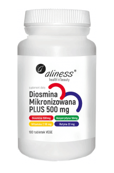 Micronized Diosmin PLUS 500mg