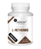 ALINESS L-Methionine 500mg 100 caps.