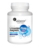 ALINESS Magnesium L-Threonate 75mg 60 tab.