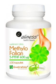 Methyl Folate 5-MTHF 600mcg
