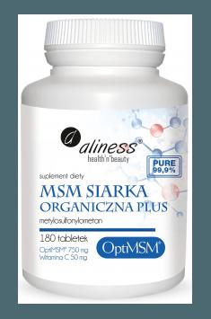 MSM Organic Sulfur Plus