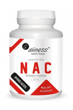 NAC (N-Acetyl-L-Cysteine) 500mg