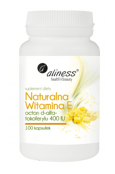 Natural Vitamin E 400IU