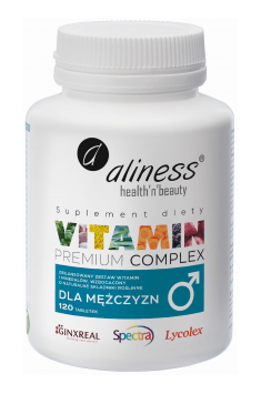 Premium Vitamin Complex for Man