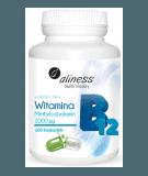 ALINESS Vitamin B12 Methylcobalamin 1000mcg 100 caps.