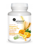 ALINESS Vitamin C 1000 mg Plus 100 caps.