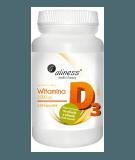 ALINESS Vitamin D3 2000 IU 120 caps.