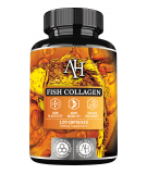 APOLLO'S HEGEMONY Fish Collagen 120 caps.
