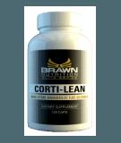 BRAWN Corti-Lean 120 caps.