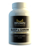 BRAWN Sleep & Ghrow 90 caps.