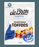DEBRON Fruit Juice Toffees 90g