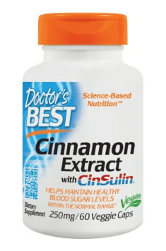 Best Cinnamon Extract + CinSulin