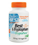 DOCTOR'S BEST L-Tryptophan 500mg 90 caps.