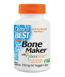 DOCTOR'S BEST Bone Maker 250mg 60 caps.