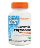 DOCTOR'S BEST Curcumin Phytosome 500mg 60 caps.