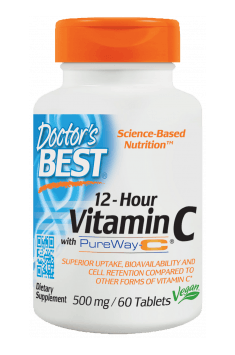 12-Hour Vitamin C 500mg
