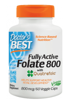 Fully Active Folate 800mcg