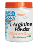 DOCTOR'S BEST L-Arginine Powder 300g