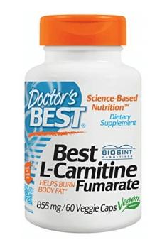 Best L-Carnitine Fumarate 855mg