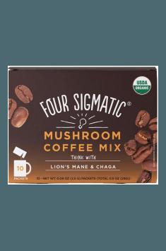 Mushroom Coffee Mix with Lion's Mane & Chaga