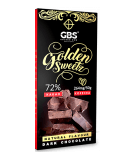 GOLDEN BOW SOLUTIONS Golden Sweetz Dark Chocolate 50g
