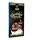 GOLDEN BOW SOLUTIONS Golden Sweetz Milk Chocolate 50g
