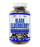 HI-TECH PHARMACEUTICALS Black Elderberry 120 tab.