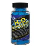 HI-TECH PHARMACEUTICALS H2O Expulsion 60 caps.