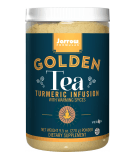 JARROW Golden Tea, Turmeric Infusion 270g